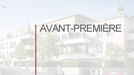 Appartement neuf Central Place investissement loi Pinel à Castanet-Tolosan