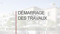 Appartements neufs Urban Street investissement loi Pinel à Lille