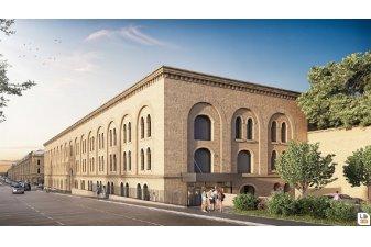 Résidence étudiante Student Factory / Metz / Vinci Immobilier