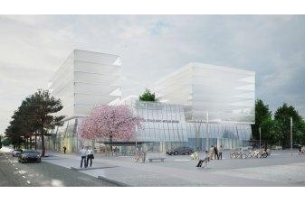 Société du Grand Paris / Architectes Beckmann-N'Thépé