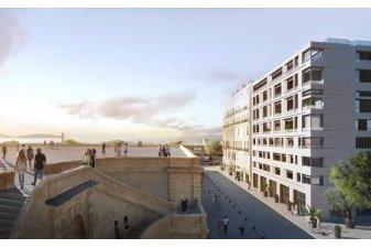 logement neuf étudiant Marseille