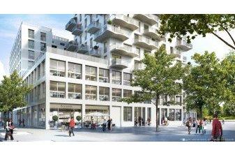 appartement neuf île de Nantes