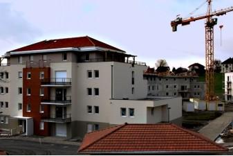 Immobilier neuf hausse des ventes fin 2014 - Combien coute un ravalement de facade immeuble ...