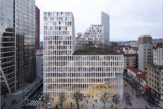 logement neuf Lyon Part Dieu