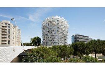 L'Arbre Blanc / Montpellier / CA Immobilier Proméo Evolis Promotion Opalia