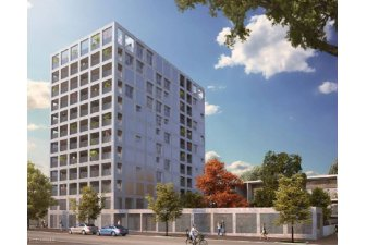 Ikone / Rennes / Id&al Groupe / Arch'immobilier