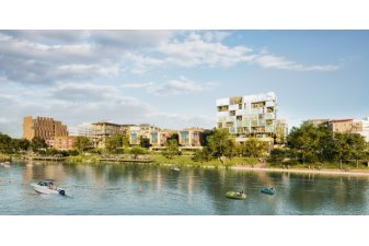Village Olympique Paris 2024 / Ile-Saint-Denis / Pichet Legendre Immobilier