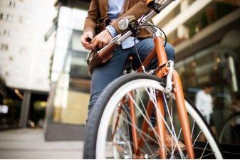 immobilier neuf et vélo électrique