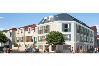Le promoteur breton lamotte investit l 39 ile de france for Programme immobilier neuf region parisienne