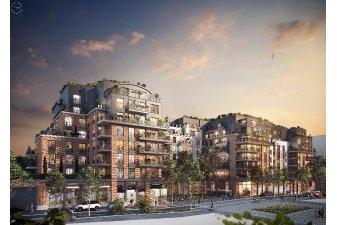 La Fabrique / Courbevoie Infime pour BNP Paribas Immobilier & Interconstruction