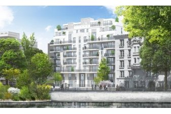 appartement neuf Neuilly-sur-Seine