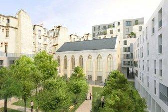 appartement neuf Paris 15ème