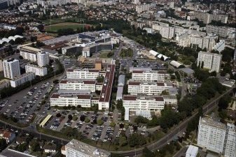 projet immobilier neuf Bagneux site des Mathurins