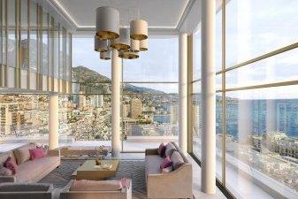 appartement neuf Monaco