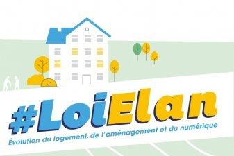 Loi ELAN sur le logement