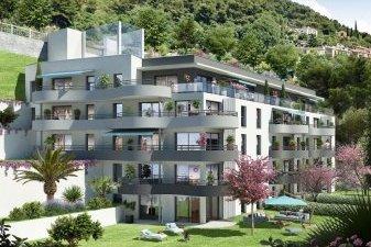 appartement neuf Beausoleil