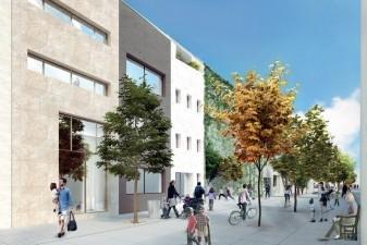 3 400 logements neufs venir sur la zac bastide niel de for Appartement neuf bordeaux bastide