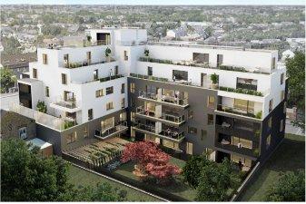 Villa Saint-Paul / Rennes / Pierre Promotion
