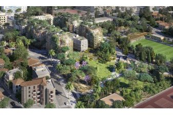 projet immobilier neuf Nice Le Ray