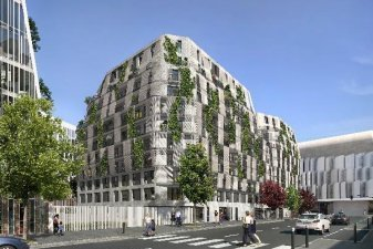 projet immobilier neuf Nanterre