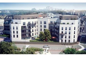 appartement neuf Drancy 93