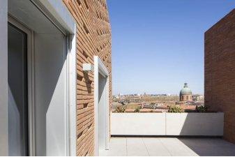 Carré d'Art / Toulouse / David Aubert pour Vinci Immobilier et Icade Promotion
