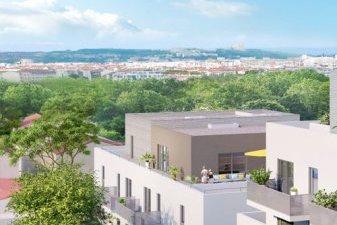 logement neuf Lyon 8ème