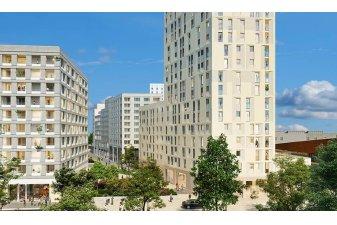 Quai Neuf / Bordeaux / Bouygues Immobilier & Sogeprom