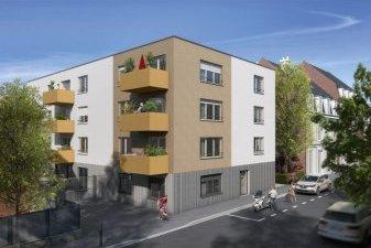 logement neuf Armentières