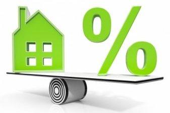 crédit immobilier et taux d'intérêt