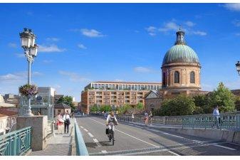 Cour du Dôme / Toulouse / Kaufman & Broad