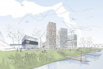 La Cour des Douanes / Strasbourg / Bouygues Immobilier