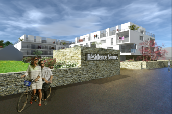 résidence senior Morbihan