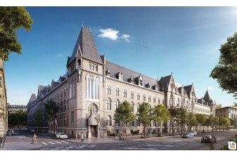 projet immobilier neuf Strasbourg Hotel des Postes