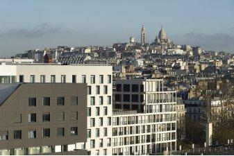 logement neuf Paris 17ème