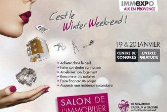 Un winter week-end de l'immobilier à Aix-en-Provence