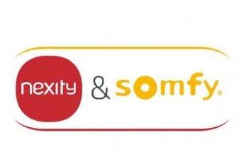 logement neuf connecté Nexity Somfy