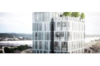Immo neuf bordeaux construction de la tour st jean for Trouver un appartement bordeaux
