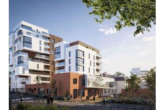 logement neuf Rennes Saint-Hélier