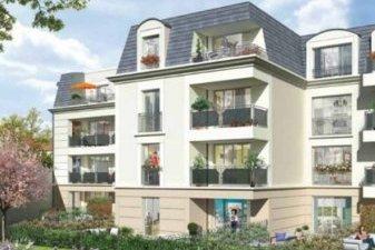 appartement neuf Saint-Cyr-l'Ecole