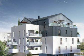 appartement neuf Saint-Herblain 44