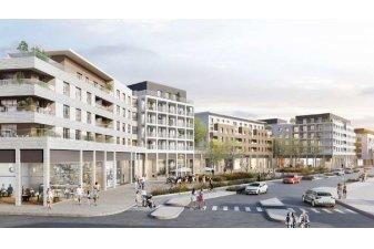 Quartier Le Baillet / Ville de Drancy