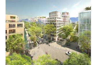 Ecoquartier de l'Etoile / Annemasse / UrbanEra & Bouygues Immobilier