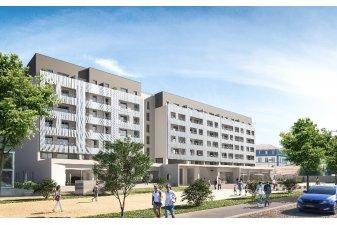Résidence senior / Clermont-Ferrand / Vinci Immobilier