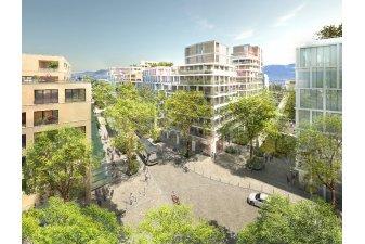 ZAC Etoile / Annemasse / UrbanEra Bouygues Immobilier