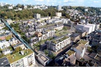 Les Terrasses d'Ingouville / Le Havre / Icade