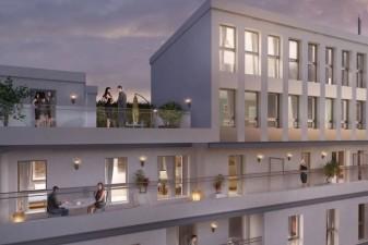 lancement de 150 logements neufs paris et clichy la garenne. Black Bedroom Furniture Sets. Home Design Ideas