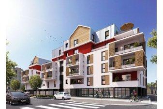 Rives Saint-Marceau / Orléans / Sogeprom