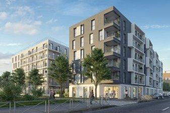 appartement neuf Ivry sur Seine