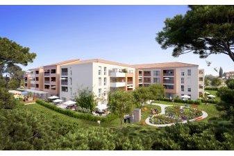 logement neuf intergénérationnel Aubagne